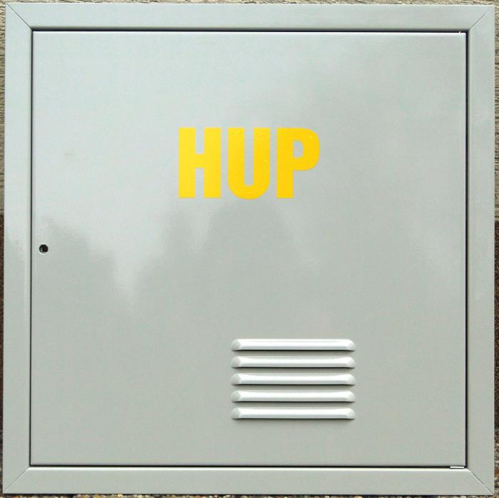 Revizní dvířka plynoměru HUP 500x500 mm
